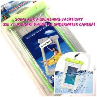 Mobile Phone Waterproof Bag Underwater Pouch Handphone Case
