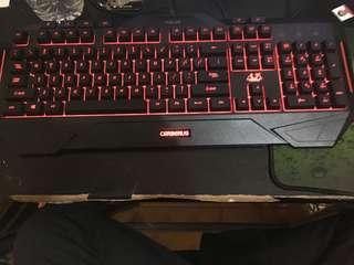 Cerberus Gaming Membrane Keyboard