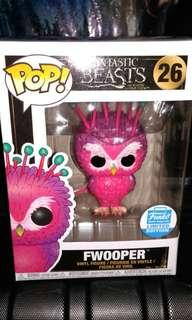 [PRE-ORDER] Non-flocked Fwooper Fantastic Beasts Funko Pop Exclusive