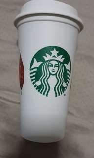 REPRICED!!!! Starbucks Reusable Cup