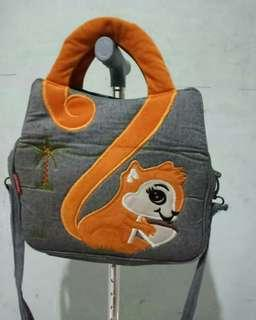 SlingBag Squirrel