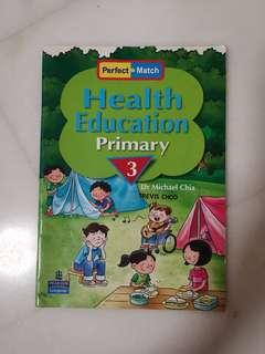 Health Education Primary 3