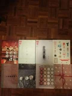 8 本日本雜誌