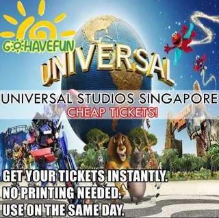 🚚 🌍 Universal Studio Singapore🌍
