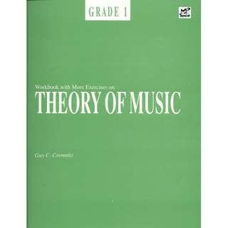 Grade 1 Theory of Music by Guy C. Cremnitz