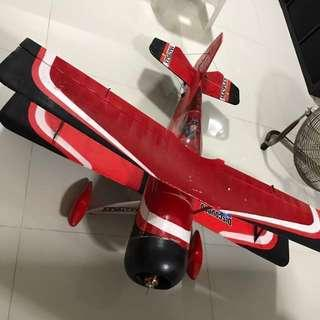 Dynam Pitts Rc plane (Nego)