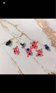 [ 💌 FREE MAILING ] 5mm Ear Plugs/Tunnels