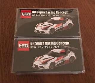 Tomica GR Supra Racing Concept 日本版