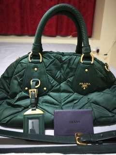 Authentic Prada Sling n Handbag Model BL0402