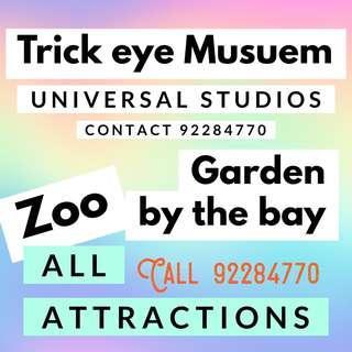 Trick eye museum ticket trick eye Musuem trick eye museum ticket