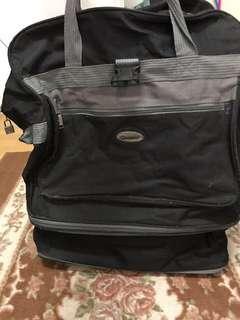 Campro Black Travelling Bag