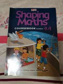 Shaping Maths 4A and 4B