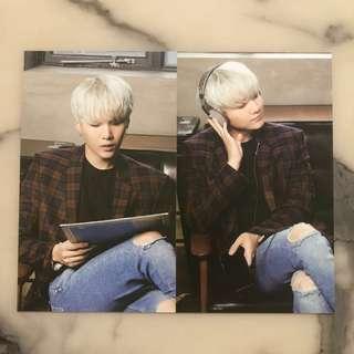 🚚 BTS x Mediheal Individual Postcards