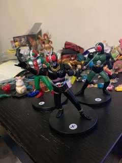 *Display only* Kamen Rider Black Original Japan