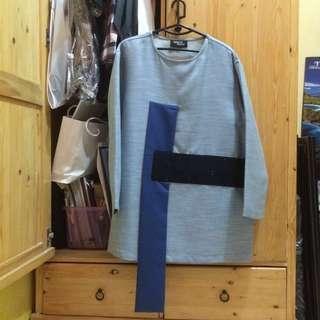 Danjyo Hiyoji x VIVO Soori Oversized Tops/Shirt