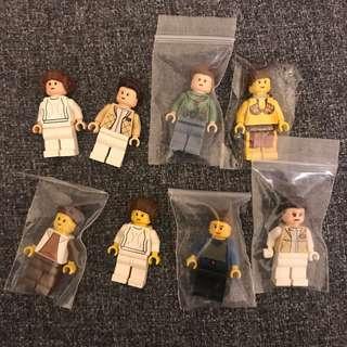 Lego Star Wars Princess Leia 公主 8pcs