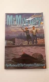 MrMystery- the mystery of the friendless fisherman