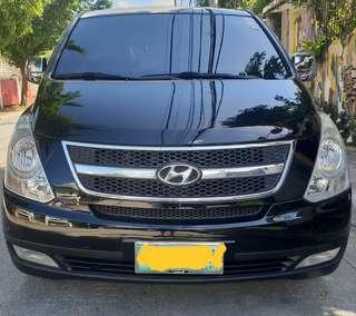 2011 Grand Starex CVX by Hyundai