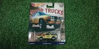 Hotwheels Car Culture Shop Trucks Subaru Brat
