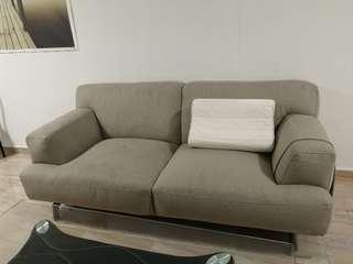Sofa seat / bed