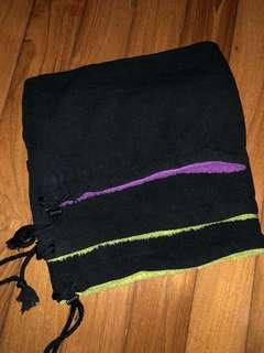 PL Neck Warmers - 2 Green 1 Purple