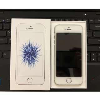 Apple iphone SE 16GB Silver 013-6285756
