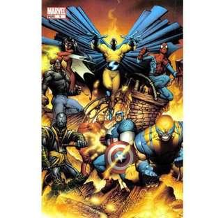 THE NEW AVENGERS (2005) Various issues