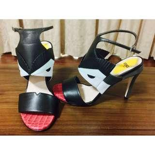 Fendi Monster High Heels