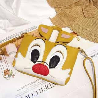 [NEW] [PO] PROMOTION FOR MONTH !! Pretty Cool Small Disney SLING bags with up to 5 design to choose !! PM TO DEAL NOW!!