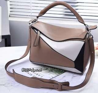LO*WE puzzle bag