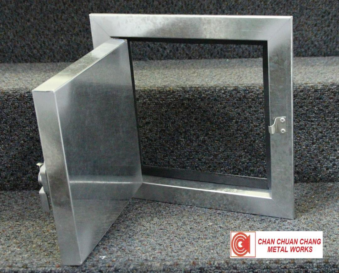 Access Door Panel for ACMV & HVAC (Ducting / Shiprepair / Aircon)