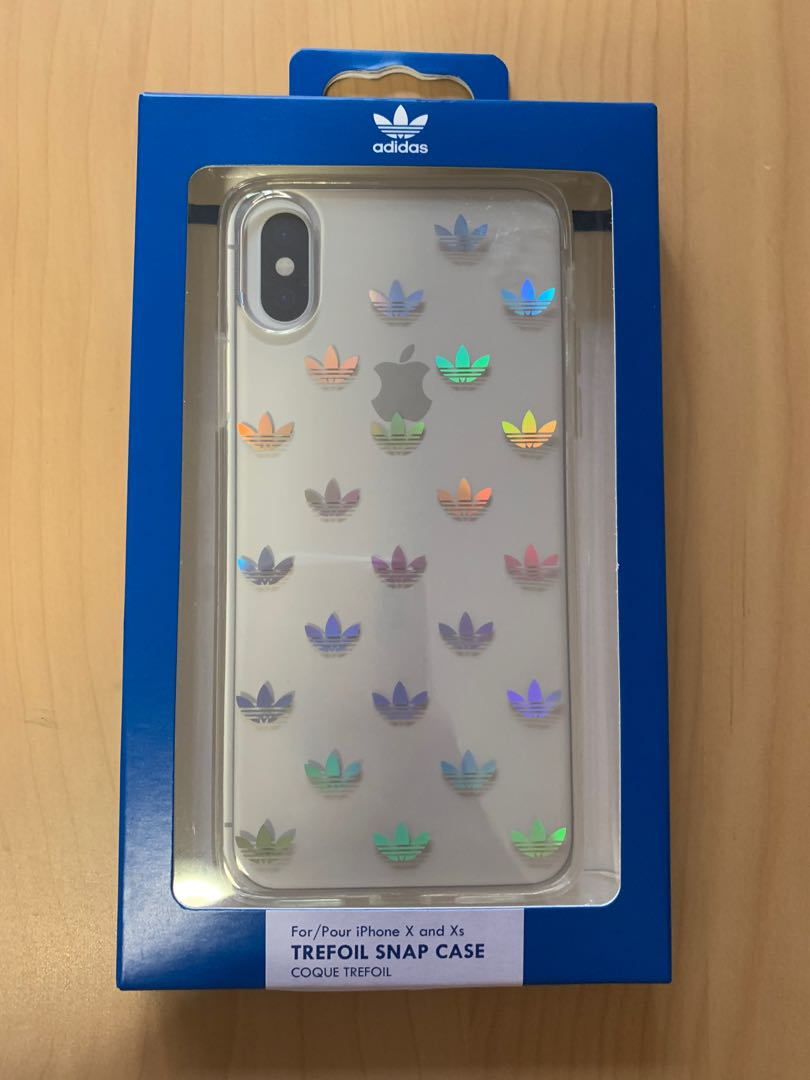 new concept 41521 a45e7 Adidas Mobile Phone Cover for IPhone X/XS