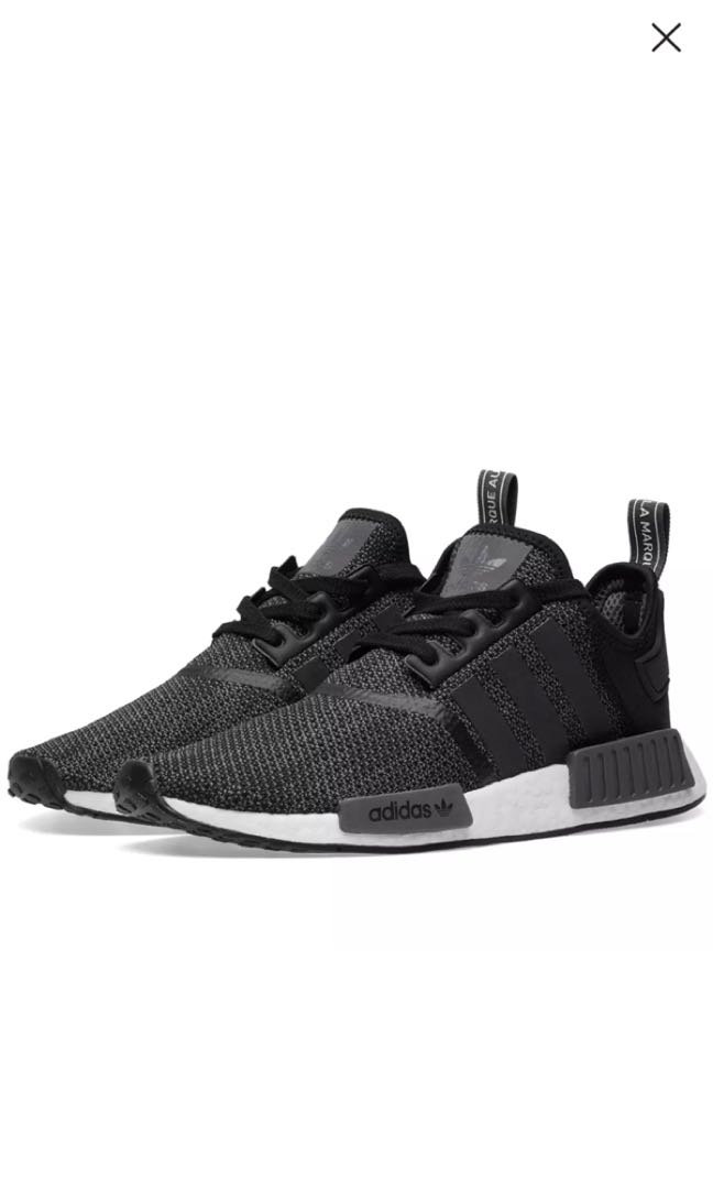 huge discount 99d98 f03e2 Adidas NMD R1 (core black and carbon)