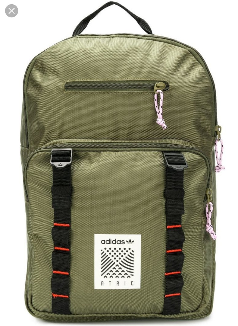 b95ca593b7b7e0 Adidas originals atric backpack in olive