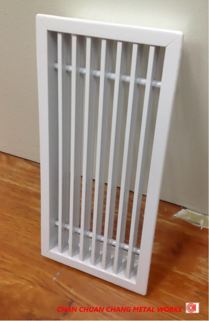 Bargrille for ACMV & HVAC (Ducting / Shiprepair / Aircon)