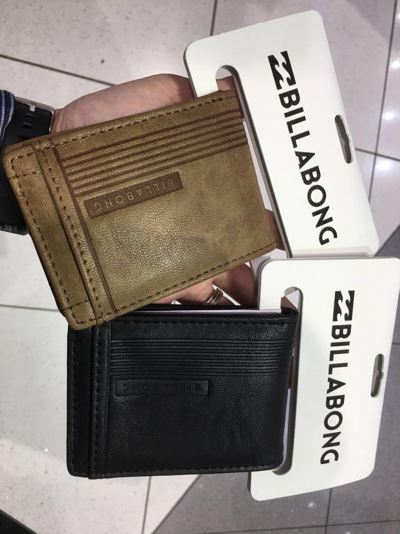 a6a53ab75 BILLABONG VACANT WALLETS (GENTS), Men's Fashion, Bags & Wallets ...