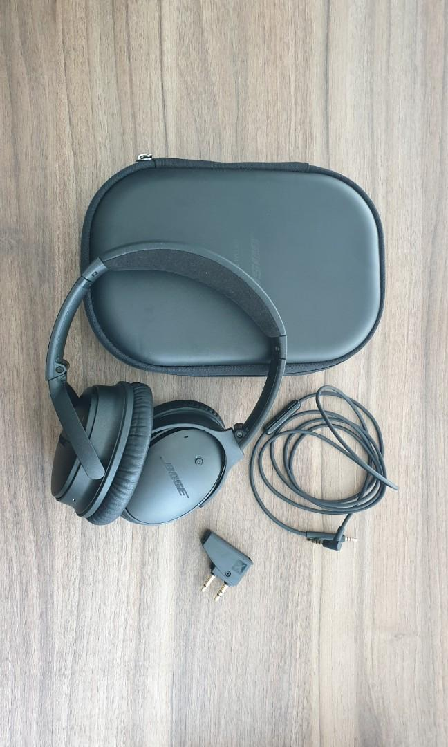 Bose Quiet Comfort QC25 Noise Canceling Headphones