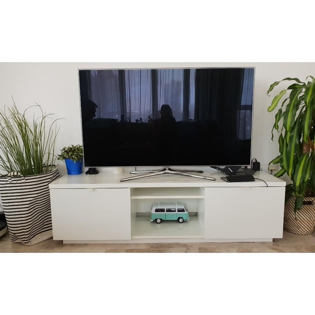Verwonderlijk Byas Ikea Tv Console, Furniture, Shelves & Drawers on Carousell JI-68
