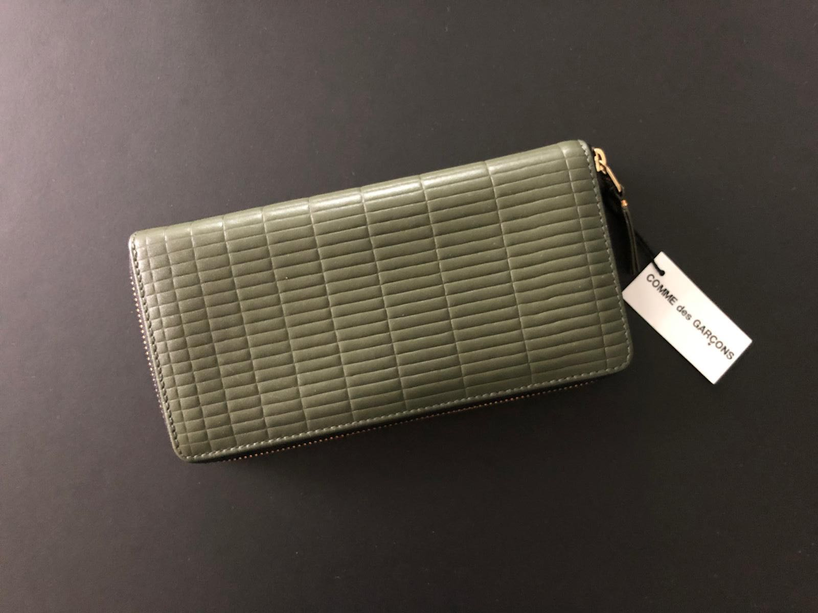 0e855181441cc CDG Brick Line Wallet on Carousell