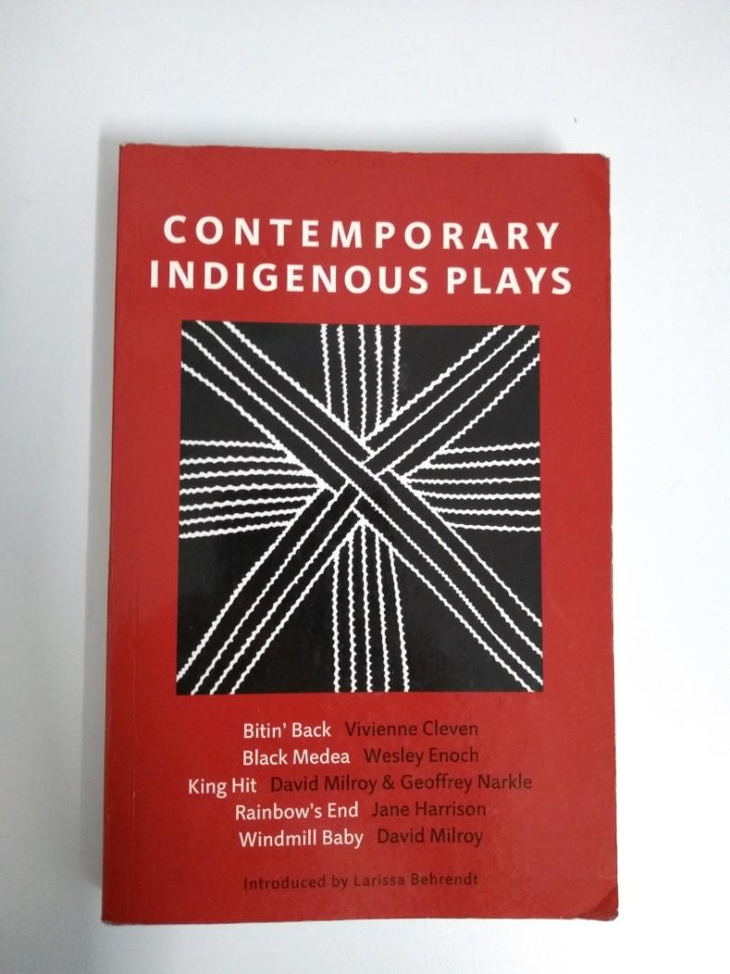 Contemporary Indigenous Plays (HSC Standard English)
