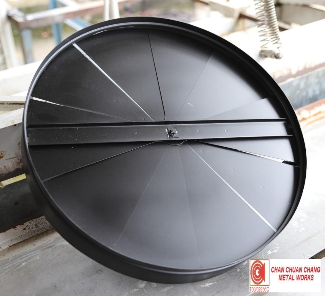 Fan Type Damper for ACMV & HVAC (Ducting / Shiprepair / Aircon)