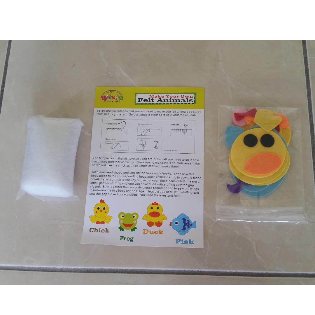 Felt Toy-Making Kits