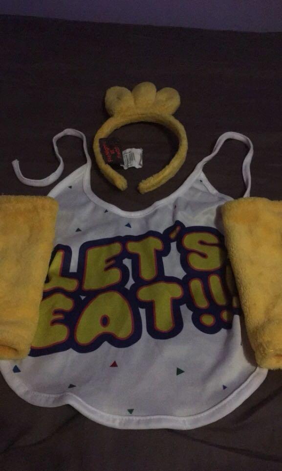 FNAF Chica Costume/Cosplay Set