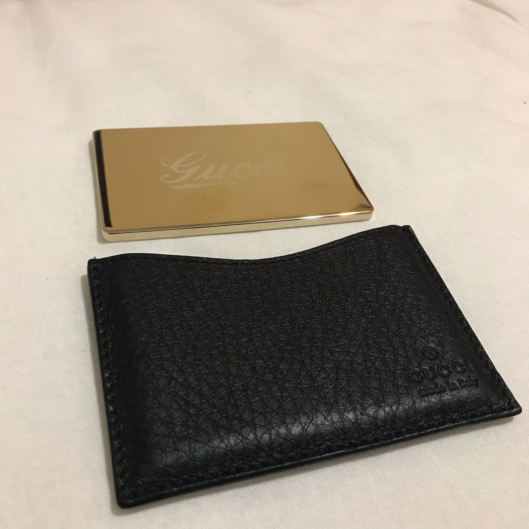 03cd61b2a70b Gucci Pocket Mirror, Luxury, Bags & Wallets, Others on Carousell