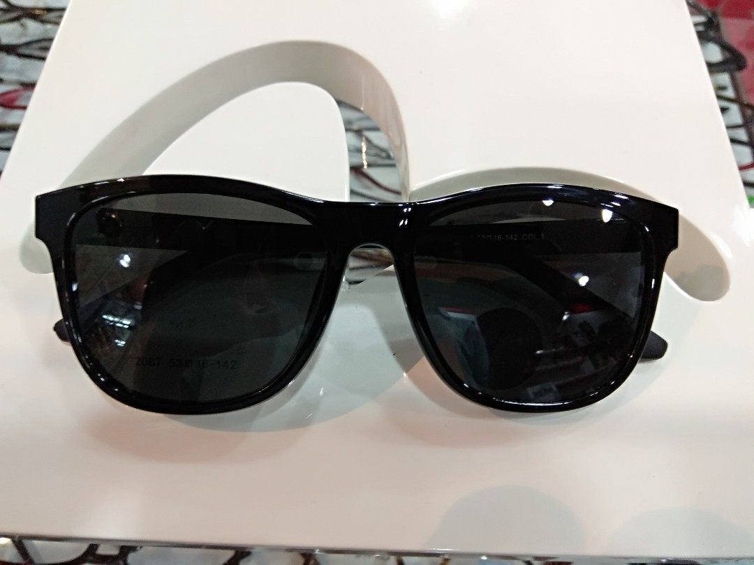 4597097ac3 High quality Ultem plastic frame with pc polarized uv400 magnetic clip on  shade