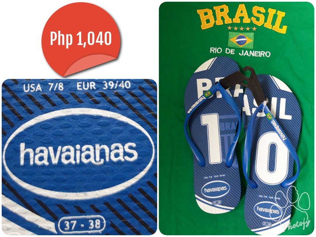 9c0faa54c2818d Ipanema and Havaianas flip-flops bought in Brazil