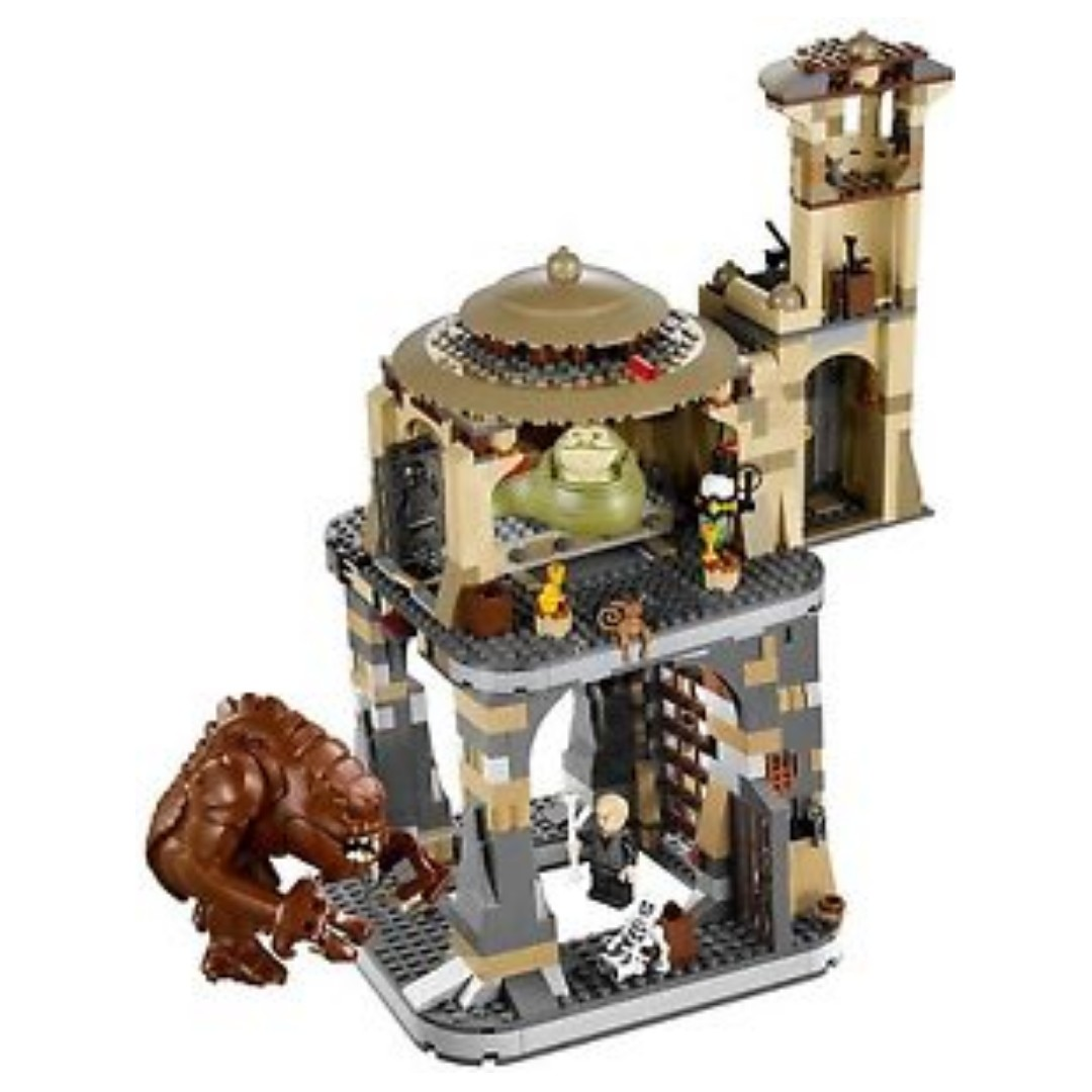 Lego Star Wars Jabbas Palace 9516 Toys Games Bricks Figurines