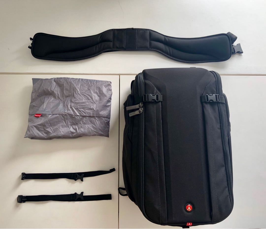 7c9656c7a78 Manfrotto Pro Camera Backpack 50, Photography, Camera Accessories ...