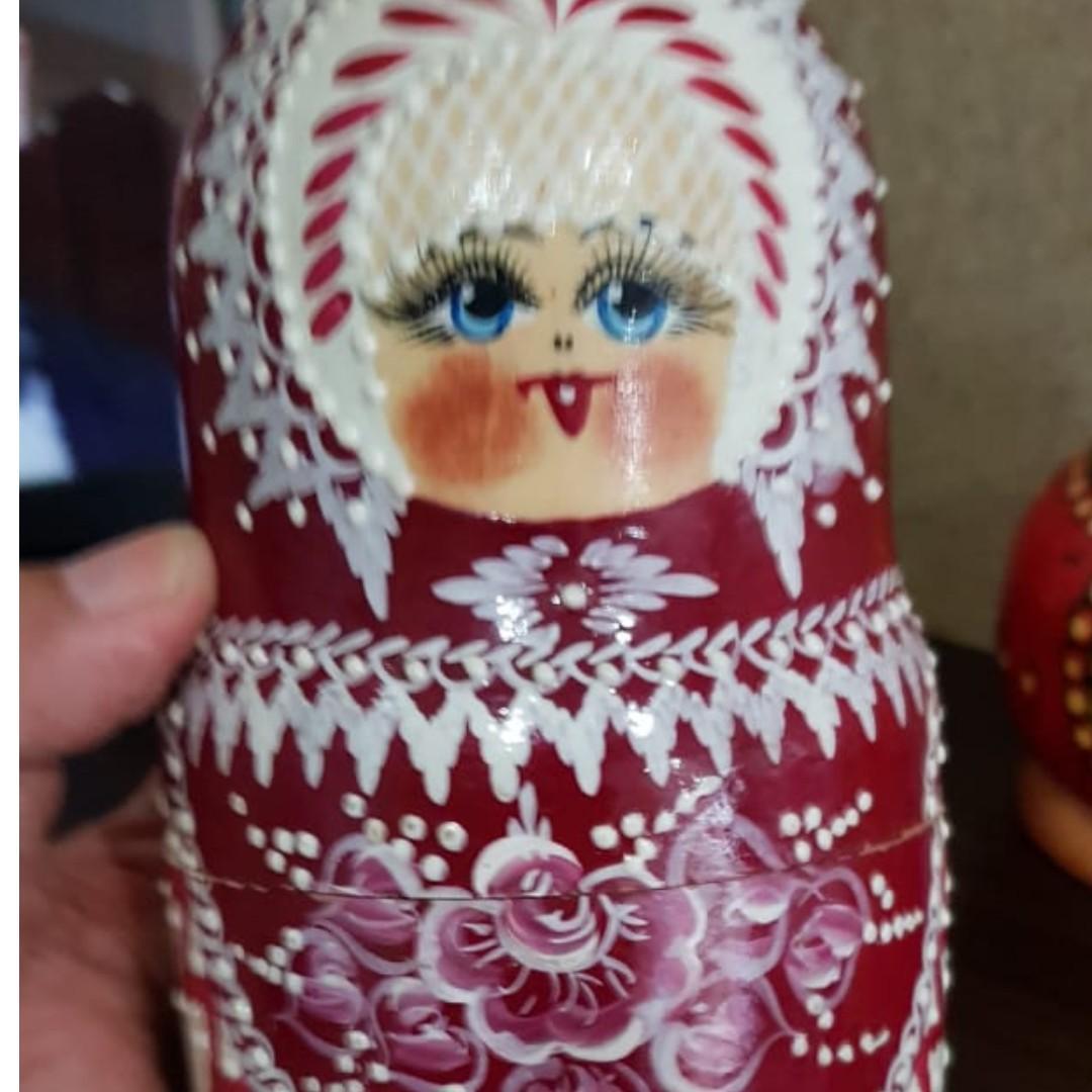 Matryoshka from Russia