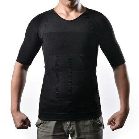 Men's Boby Shaper Vest - Make you look thinner and Smart
